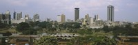 Skyline View of Nairobi, Kenya Fine-Art Print