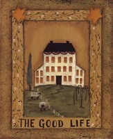 The Good Life Fine-Art Print