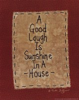 Sunshine in a House Fine-Art Print
