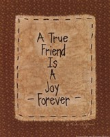A True Friend Fine-Art Print