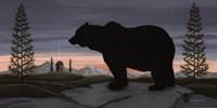 Bear at Dusk Fine-Art Print