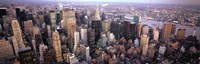 Aerial View of New York City Skyline Fine-Art Print