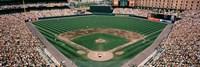 Camden Yards Baseball Field Baltimore MD Fine-Art Print