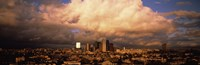 Los Angeles Under Clouds Fine-Art Print