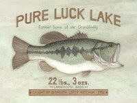 Pure Luck Lake Fine-Art Print