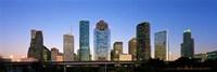 USA, Texas, Houston Fine-Art Print
