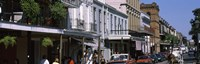 Buildings in a city, French Quarter, New Orleans, Louisiana, USA Fine-Art Print