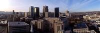Buildings in a city, Birmingham, Jefferson county, Alabama, USA Fine-Art Print
