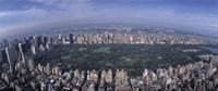 Aerial Central Park New York NY USA Fine-Art Print