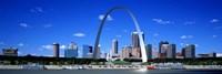 Skyline, St Louis, MO, USA Fine-Art Print
