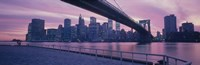 Brooklyn Bridge New York NY Fine-Art Print