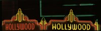 Hollywood Neon Sign Los Angeles CA Fine-Art Print