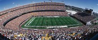 Sold Out Crowd at Mile High Stadium Fine-Art Print