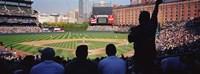 Baseball Game Baltimore Maryland Fine-Art Print