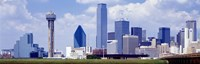 Dallas, Texas Skyline (day) Fine-Art Print