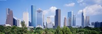 Houston Skyline, Texas Fine-Art Print