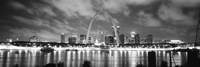 Evening St Louis MO Fine-Art Print