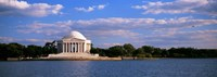 Jefferson Memorial on the Waterfront, Washington DC Fine-Art Print