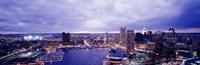 USA, Maryland, Baltimore, cityscape Fine-Art Print