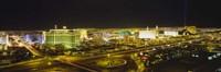 Night view of Las Vegas, Nevada Fine-Art Print