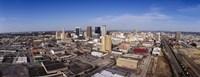 Aerial view of a city, Birmingham, Alabama, USA Fine-Art Print