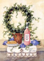 Rose Hand Lotion Fine-Art Print