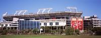 Raymond James Stadium home of Tampa Bay Buccaneers, Tampa, Florida Fine-Art Print