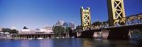 Tower Bridge, Sacramento, CA, USA Fine-Art Print