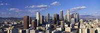 Daylight Skyline, Los Angeles, California, USA Fine-Art Print