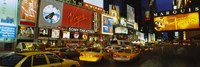 Times Square, Manhattan, NYC, New York City, New York State, USA Fine-Art Print