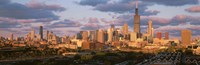 Cityscape, Day, Chicago, Illinois, USA Fine-Art Print
