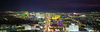 Skyline, Las Vegas, Nevada, USA Fine-Art Print