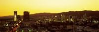 Hollywood Hills, Hollywood, California, USA Fine-Art Print