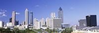 Downtown Atlanta, Georgia, USA Fine-Art Print