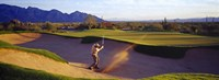 Golf Course Tucson AZ USA Fine-Art Print