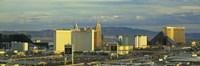 Afternoon The Strip Las Vegas NV USA Fine-Art Print