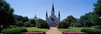 St Louis Cathedral Jackson Square New Orleans LA USA Fine-Art Print