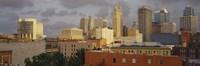 Kansas City, Missouri Skyline Fine-Art Print