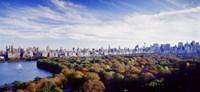Manhattan from Central Park, New York City Fine-Art Print