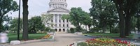 State Capital Building, Madison, Wisconsin, USA Fine-Art Print