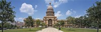 Facade of a government building, Texas State Capitol, Austin, Texas, USA Fine-Art Print
