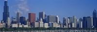 Chicago Skyscrapers, Illinois Fine-Art Print