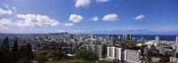 Honolulu City Skyline Fine-Art Print