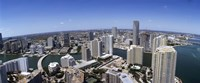 Aerial View of Miami, Florida, 2008 Fine-Art Print
