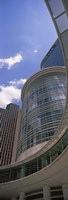 Low angle view of a building, Chevron Building, Houston, Texas Fine-Art Print