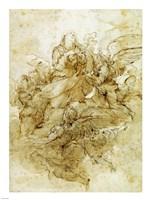 The Assumption of the Virgin Fine-Art Print