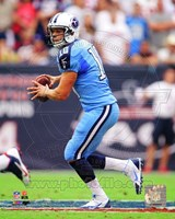 Jake Locker 2013 Action Fine-Art Print