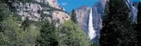 Yosemite Falls Yosemite National Park CA USA Fine-Art Print