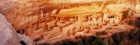 Ruins, Cliff Palace, Mesa Verde, Colorado, USA Fine-Art Print