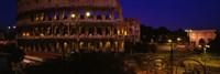 Italy, Rome, Colosseum Fine-Art Print